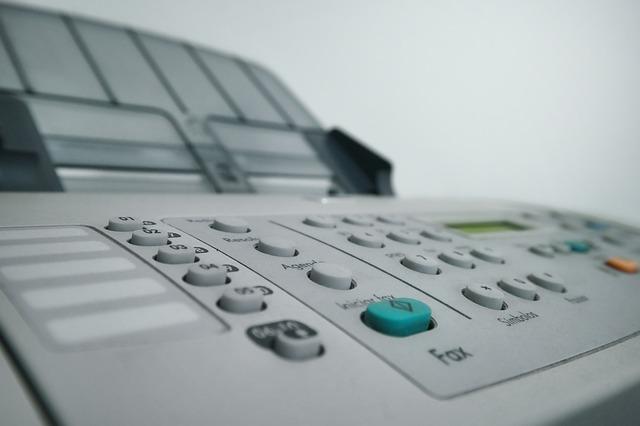 オフィス用ファックス