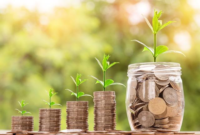 貯金と資産運用