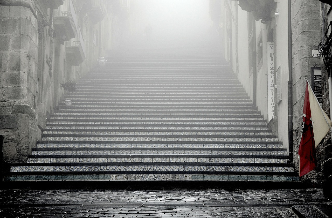 上昇の階段